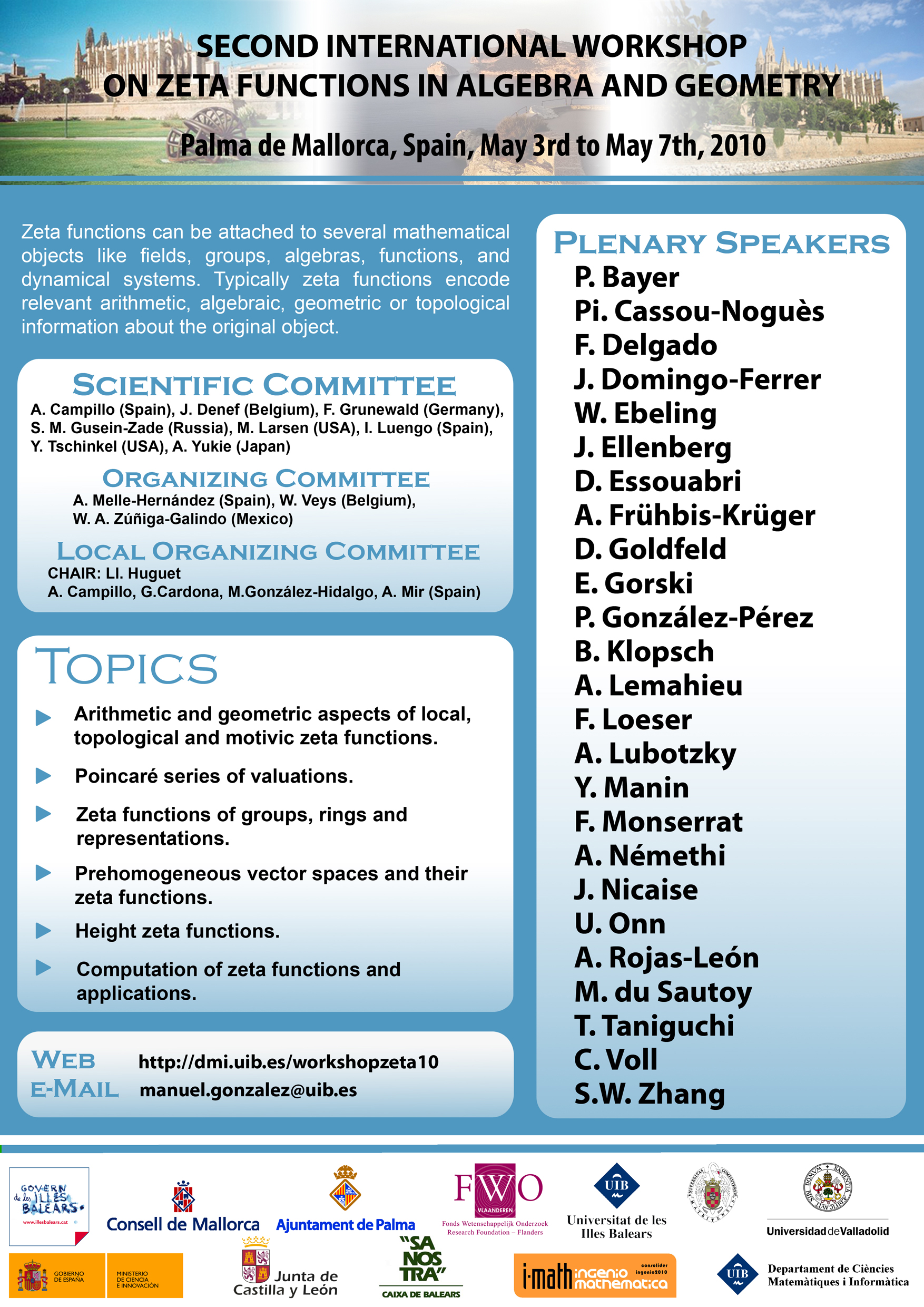NUMBER THEORY CONFERENCES, NEW AND OLD